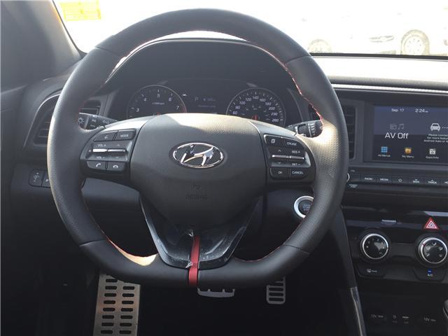 2019 Hyundai Elantra Sport (Stk: 39228) in Saskatoon - Image 19 of 27