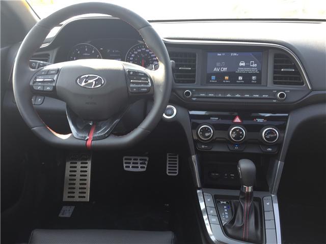 2019 Hyundai Elantra Sport (Stk: 39228) in Saskatoon - Image 18 of 27