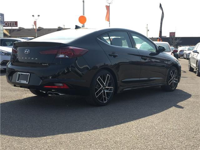 2019 Hyundai Elantra Sport (Stk: 39232) in Saskatoon - Image 4 of 26