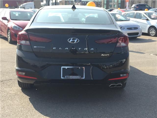 2019 Hyundai Elantra Sport (Stk: 39232) in Saskatoon - Image 5 of 26