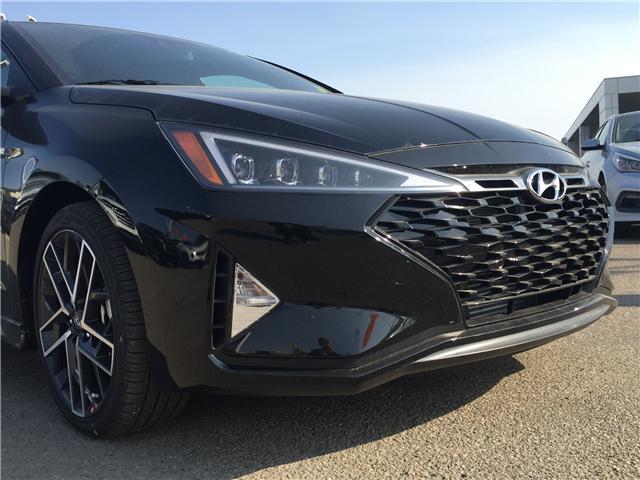 2019 Hyundai Elantra Sport (Stk: 39232) in Saskatoon - Image 10 of 26