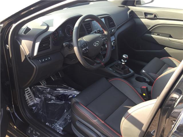 2019 Hyundai Elantra Sport (Stk: 39232) in Saskatoon - Image 12 of 26