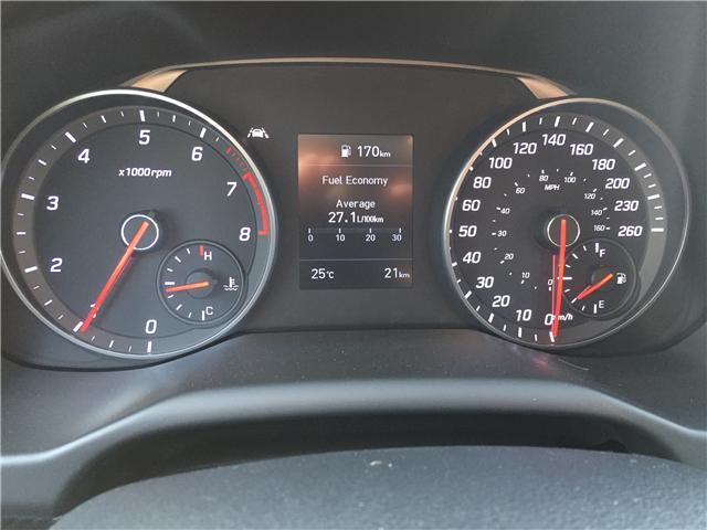 2019 Hyundai Elantra Sport (Stk: 39232) in Saskatoon - Image 19 of 26