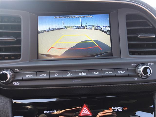 2019 Hyundai Elantra Sport (Stk: 39232) in Saskatoon - Image 22 of 26