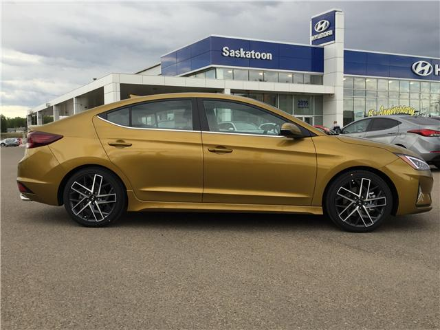 2019 Hyundai Elantra Sport (Stk: 39231) in Saskatoon - Image 2 of 26