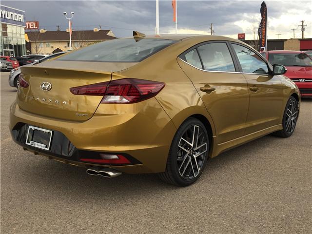 2019 Hyundai Elantra Sport (Stk: 39231) in Saskatoon - Image 3 of 26