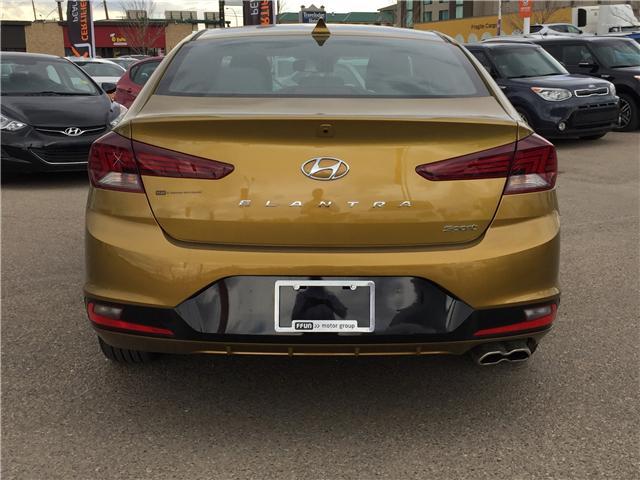 2019 Hyundai Elantra Sport (Stk: 39231) in Saskatoon - Image 4 of 26