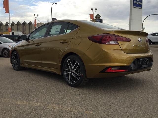 2019 Hyundai Elantra Sport (Stk: 39231) in Saskatoon - Image 5 of 26