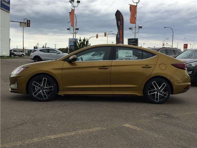2019 Hyundai Elantra Sport (Stk: 39231) in Saskatoon - Image 6 of 26