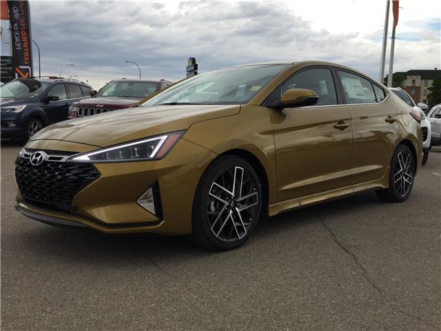 2019 Hyundai Elantra Sport (Stk: 39231) in Saskatoon - Image 7 of 26