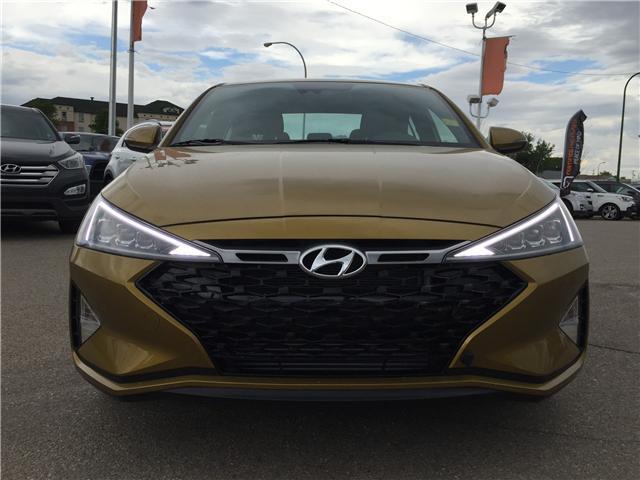 2019 Hyundai Elantra Sport (Stk: 39231) in Saskatoon - Image 8 of 26