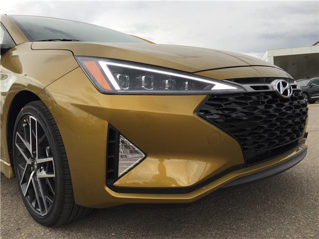 2019 Hyundai Elantra Sport (Stk: 39231) in Saskatoon - Image 9 of 26