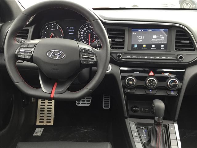 2019 Hyundai Elantra Sport (Stk: 39231) in Saskatoon - Image 17 of 26