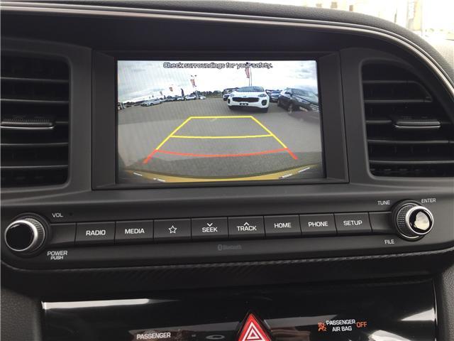 2019 Hyundai Elantra Sport (Stk: 39231) in Saskatoon - Image 22 of 26