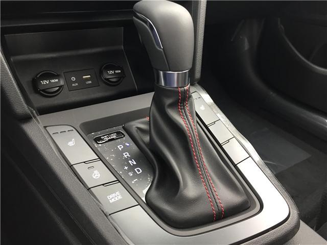 2019 Hyundai Elantra Sport (Stk: 39231) in Saskatoon - Image 24 of 26