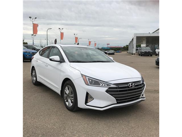 2020 Hyundai Elantra Preferred w/Sun & Safety Package (Stk: 40002) in Saskatoon - Image 1 of 21