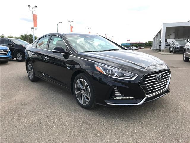 2019 Hyundai Sonata Hybrid Luxury (Stk: 39268) in Saskatoon - Image 1 of 21