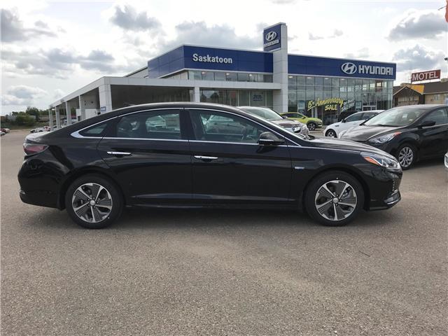 2019 Hyundai Sonata Hybrid Luxury (Stk: 39268) in Saskatoon - Image 2 of 21
