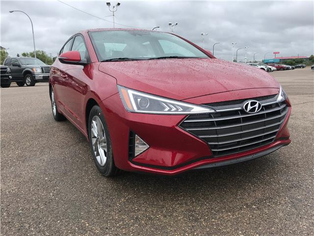 2020 Hyundai Elantra Preferred w/Sun & Safety Package (Stk: 40025) in Saskatoon - Image 1 of 20