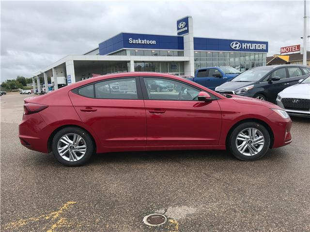 2020 Hyundai Elantra Preferred w/Sun & Safety Package (Stk: 40025) in Saskatoon - Image 2 of 20