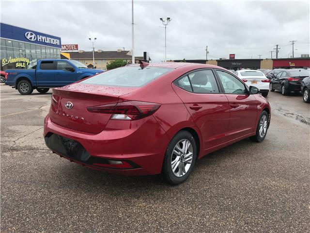 2020 Hyundai Elantra Preferred w/Sun & Safety Package (Stk: 40025) in Saskatoon - Image 3 of 20