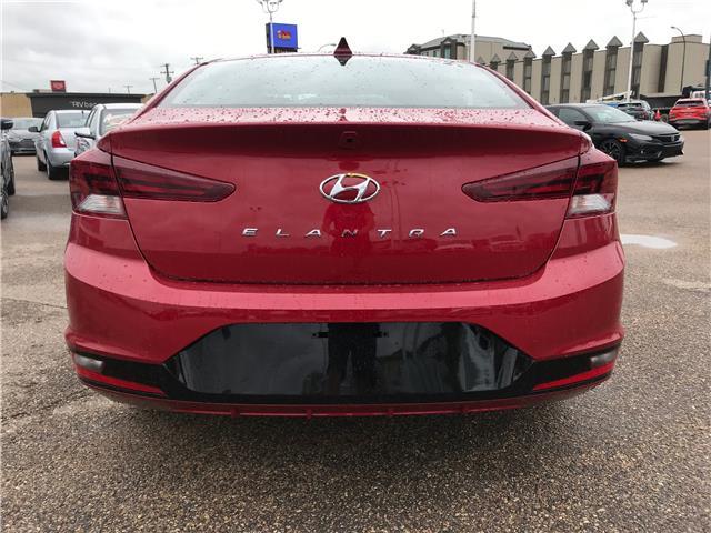 2020 Hyundai Elantra Preferred w/Sun & Safety Package (Stk: 40030) in Saskatoon - Image 4 of 20