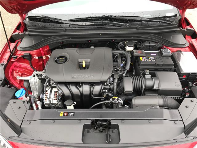 2020 Hyundai Elantra Preferred w/Sun & Safety Package (Stk: 40030) in Saskatoon - Image 9 of 20