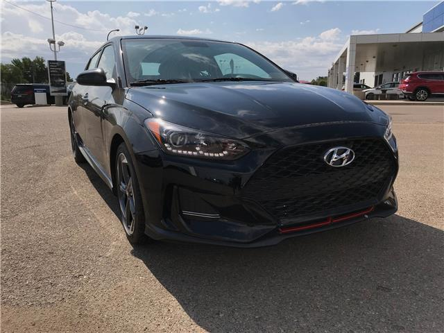 2020 Hyundai Veloster Turbo w/Sandstorm Leather (Stk: 40048) in Saskatoon - Image 1 of 20