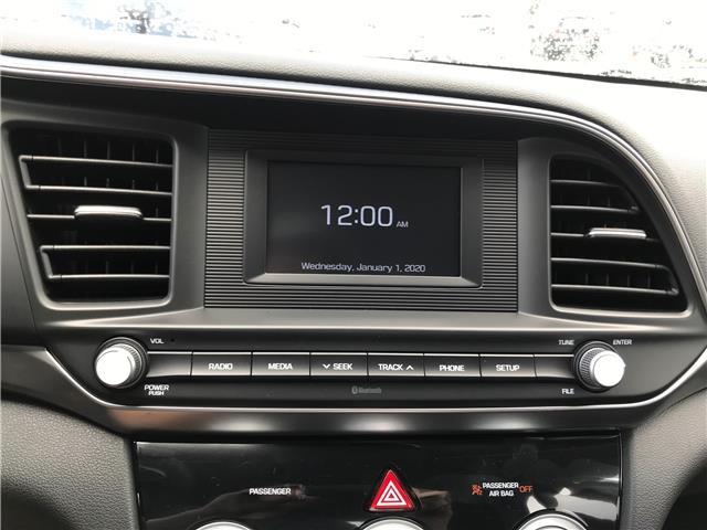 2020 Hyundai Elantra ESSENTIAL (Stk: 40045) in Saskatoon - Image 17 of 19