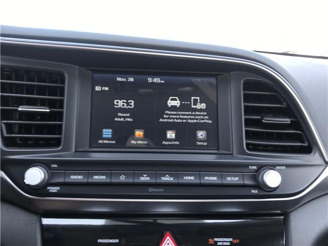 2020 Hyundai Elantra Preferred (Stk: 40039) in Saskatoon - Image 17 of 20
