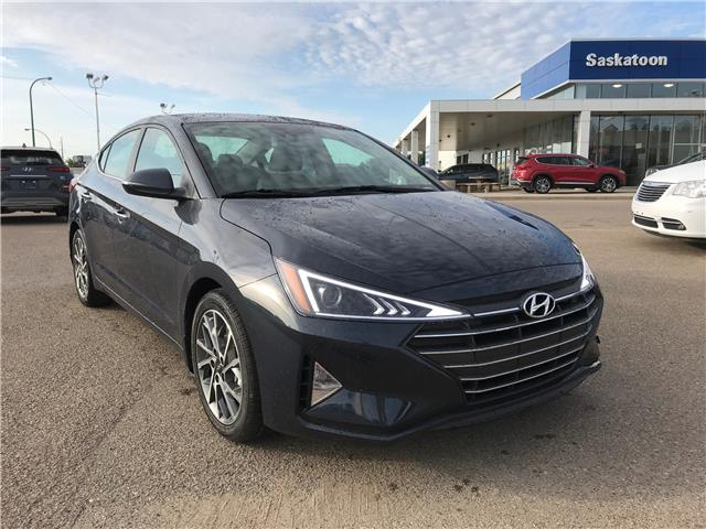 2020 Hyundai Elantra Luxury (Stk: 40046) in Saskatoon - Image 1 of 20