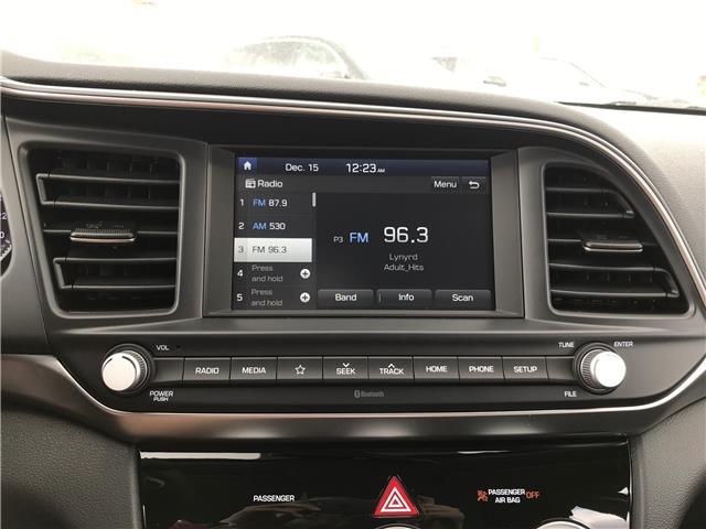 2020 Hyundai Elantra Preferred (Stk: 40058) in Saskatoon - Image 13 of 20