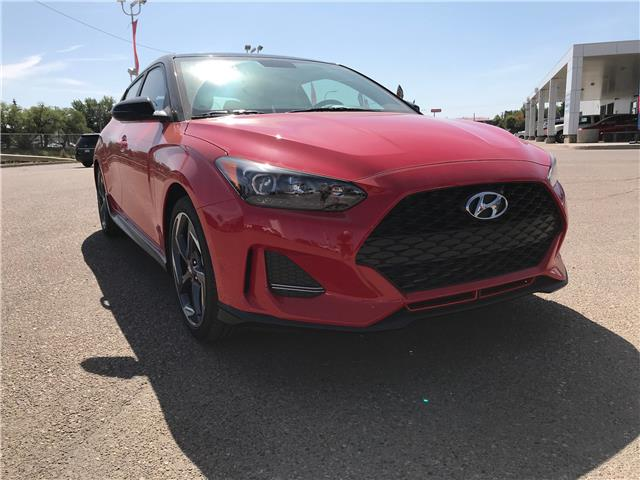 2020 Hyundai Veloster Turbo w/Two-Tone Paint (Stk: 40071) in Saskatoon - Image 2 of 19