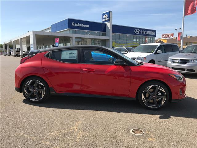 2020 Hyundai Veloster Turbo w/Two-Tone Paint (Stk: 40071) in Saskatoon - Image 1 of 19
