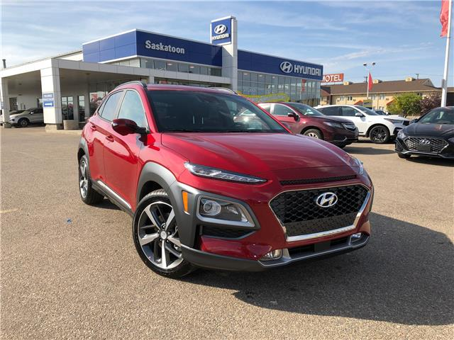 2020 Hyundai Kona 1.6T Ultimate (Stk: 40117) in Saskatoon - Image 1 of 30