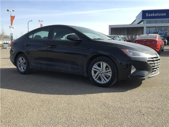 2020 Hyundai Elantra Preferred w/Sun & Safety Package (Stk: 40114) in Saskatoon - Image 1 of 22