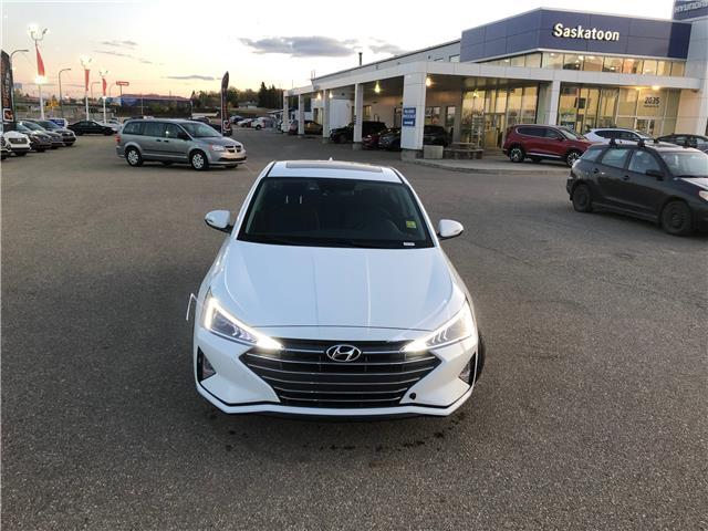 2020 Hyundai Elantra Luxury (Stk: 40112) in Saskatoon - Image 2 of 30
