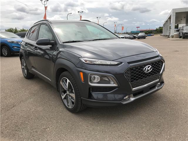 2020 Hyundai Kona 1.6T Ultimate (Stk: 40190) in Saskatoon - Image 1 of 21