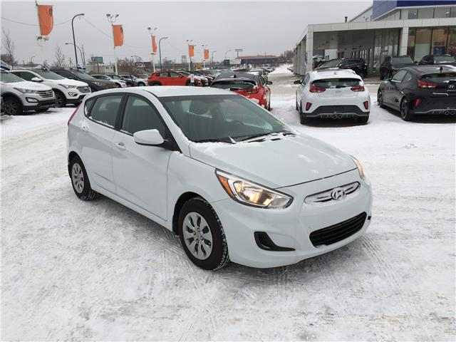 2020 Hyundai Accent Essential w/Comfort Package 3KPC25A65LE101747 40162 in Saskatoon