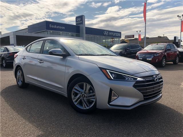 2020 Hyundai Elantra Preferred (Stk: 40199) in Saskatoon - Image 1 of 20