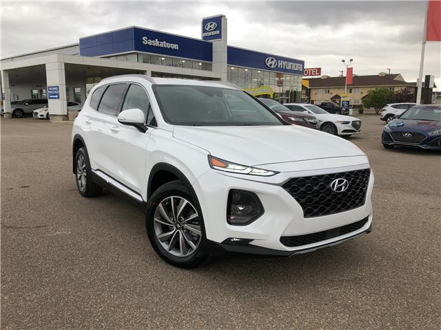 2020 Hyundai Santa Fe Preferred 2.4 w/Sun & Leather Package (Stk: 40185) in Saskatoon - Image 1 of 28