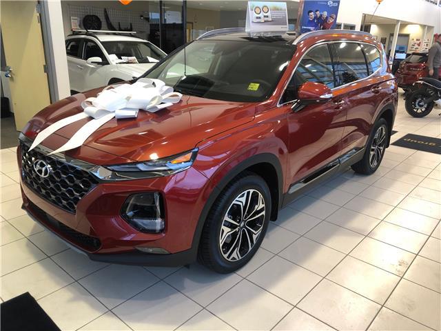 2020 Hyundai Santa Fe Ultimate 2.0 (Stk: 40186) in Saskatoon - Image 1 of 26