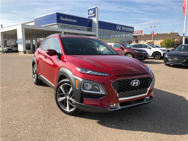 2020 Hyundai Kona 1.6T Ultimate w/Red Colour Pack (Stk: 40217) in Saskatoon - Image 1 of 30