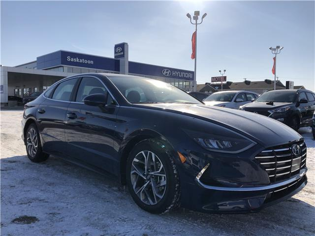 2020 Hyundai Sonata Preferred (Stk: 40286) in Saskatoon - Image 1 of 16