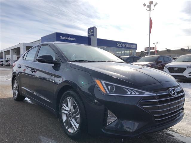 2020 Hyundai Elantra Preferred (Stk: 40291) in Saskatoon - Image 1 of 16