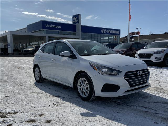2020 Hyundai Accent Preferred (Stk: 40240) in Saskatoon - Image 1 of 16