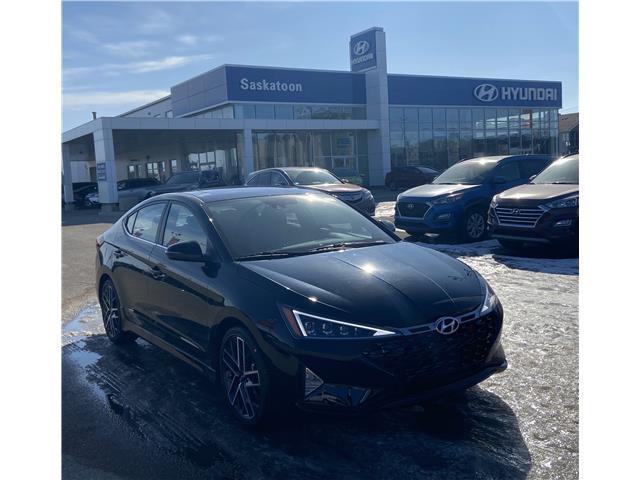 2020 Hyundai Elantra SPORT (Stk: 40357) in Saskatoon - Image 1 of 20