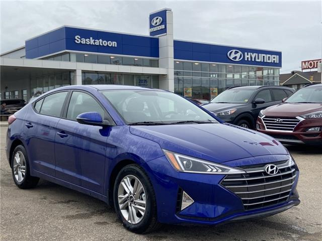2020 Hyundai Elantra Preferred (Stk: 40293) in Saskatoon - Image 1 of 14