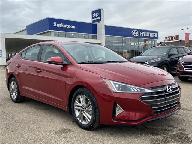 2020 Hyundai Elantra Preferred w/Sun & Safety Package (Stk: 40298) in Saskatoon - Image 1 of 14