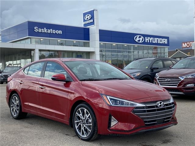 2020 Hyundai Elantra Ultimate (Stk: 40312) in Saskatoon - Image 1 of 16